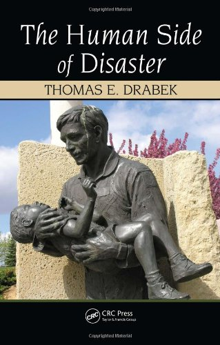 The Human Side of Disaster: Drabek, Thomas E.