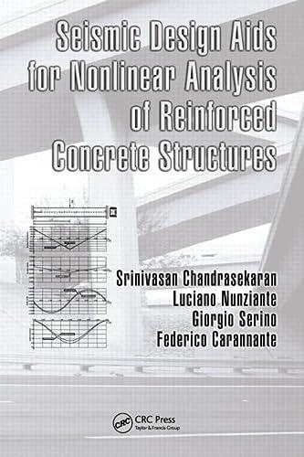 Seismic Design Aids for Nonlinear Analysis of: Chandrasekaran, Srin