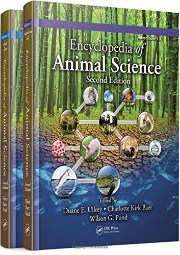 9781439809327: Encyclopedia of Animal Science, Second Edition - (Two-Volume Set) (Dekker Agropedia Collection) (Volume 1)