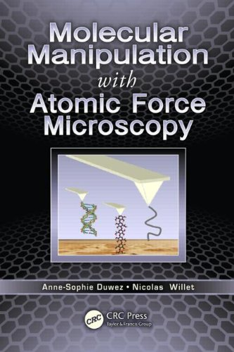 9781439809662: Molecular Manipulation with Atomic Force Microscopy