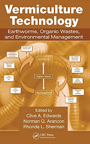 9781439809877: Vermiculture Technology: Earthworms, Organic Wastes, and Environmental Management