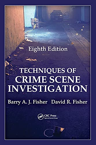 9781439810057: Techniques of Crime Scene Investigation, Eighth Edition (Forensic & Police Science)