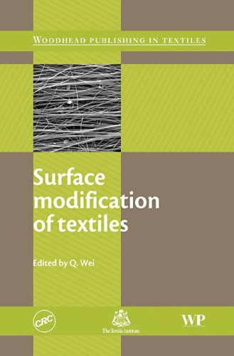 9781439811023: Surface Modification of Textiles (Woodhead Publishing in Textiles)