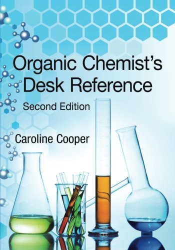 9781439811641: Organic Chemist's Desk Reference