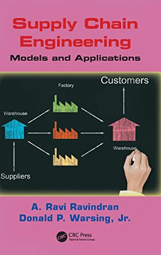 9781439811986: Supply Chain Engineering: Models and Applications (Operations Research Series)