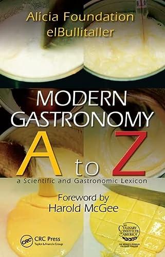 9781439812457: Modern Gastronomy: A to Z
