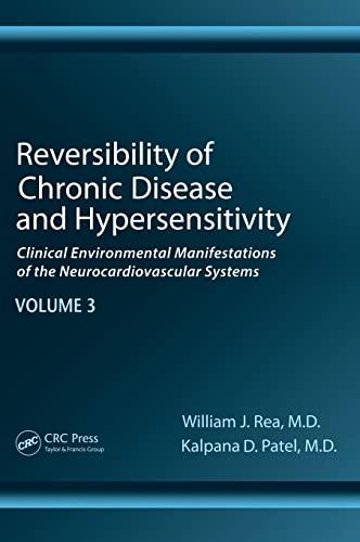 Reversibility of Chronic Degenerative Disease and Hypersensitivity, 4 Volume Set: Reversibility of ...