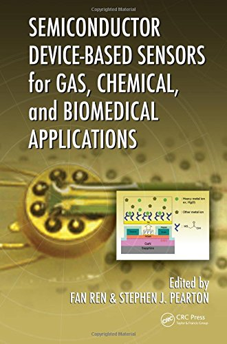 9781439813874: Semiconductor Device-Based Sensors for Gas, Chemical, and Biomedical Applications