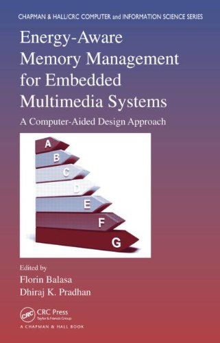9781439814000: Energy-Aware Memory Management for Embedded Multimedia Systems: A Computer-Aided Design Approach (Chapman & Hall/CRC Computer and Information Science Series)