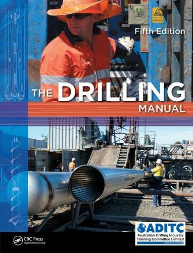 9781439814208: The Drilling Manual, Fifth Edition