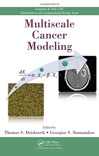 9781439814406: Multiscale Cancer Modeling (Chapman & Hall/CRC Mathematical and Computational Biology)