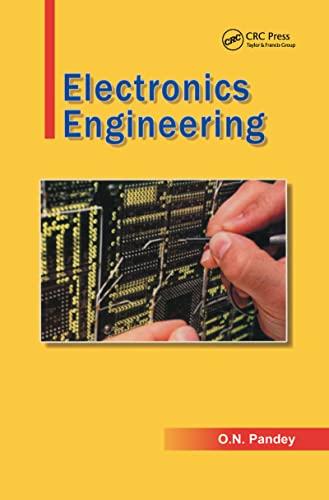 9781439814413: Electronics Engineering