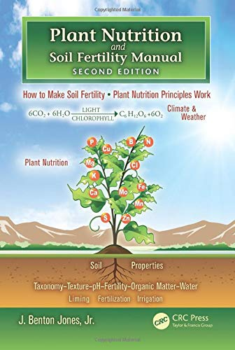 9781439816097: Plant Nutrition and Soil Fertility Manual, Second Edition
