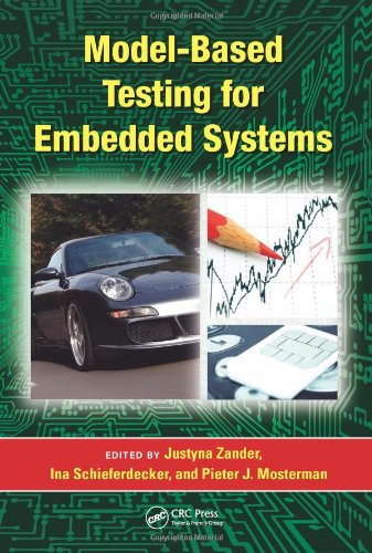 9781439818459: Model-Based Testing for Embedded Systems (Computational Analysis, Synthesis, and Design of Dynamic Systems)