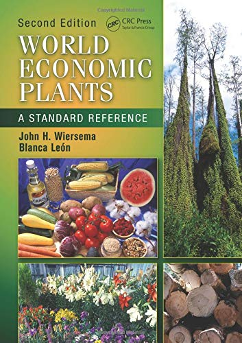 9781439821428: World Economic Plants: A Standard Reference, Second Edition
