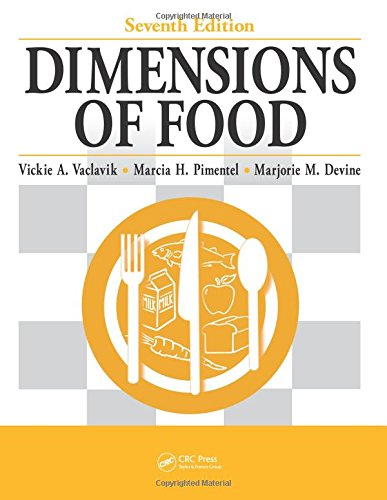 9781439821671: Dimensions of Food, Seventh Edition