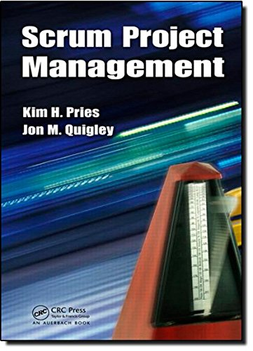 9781439825150: Scrum Project Management