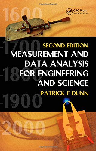 9781439825686: Measurement and Data Analysis for Engineering and Science, Second Edition