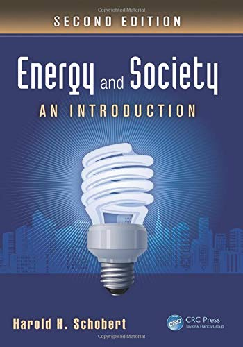 9781439826454: Energy and Society: An Introduction, Second Edition