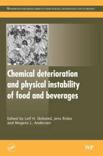 9781439827727: Chemical Deterioration and Physical Instability of Food and Beverages (Food Science, Technology and Nutrition)