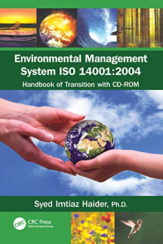 9781439829394: Environmental Management System ISO 14001: 2004: Handbook of Transition with CD-ROM
