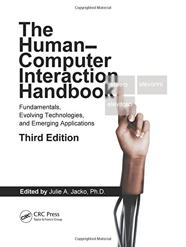 9781439829431: Human Computer Interaction Handbook: Fundamentals, Evolving Technologies, and Emerging Applications, Third Edition (Human Factors and Ergonomics)
