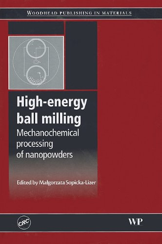 9781439829745: High-Energy Ball Milling: Mechanochemical Processing of Nanopowders