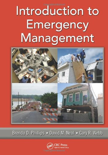 Introduction To Emergency Management: Brenda D Phillips