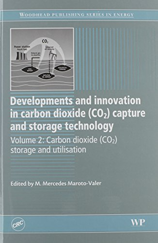 Developments and Innovation in Carbon Dioxide (CO2) Capture and Storage Technology, Volume 2: ...