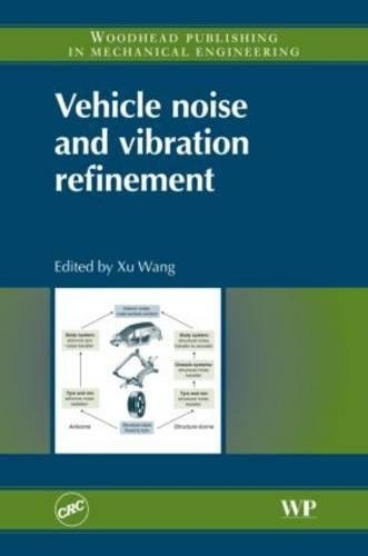 9781439831335: Vehicle Noise and Vibration Refinement (Woodhead Publishing in Mechanical Engineering)