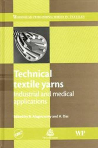 9781439831540: Technical Textiles Yarns (Woodhead Publishing Series in Textiles)