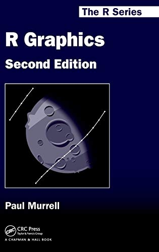 R Graphics, Second Edition (Chapman & Hall/CRC The R Series): Murrell, Paul