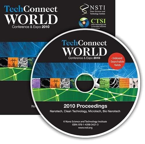 TechConnect World 2010 Proceedings 2010: v. 1-3