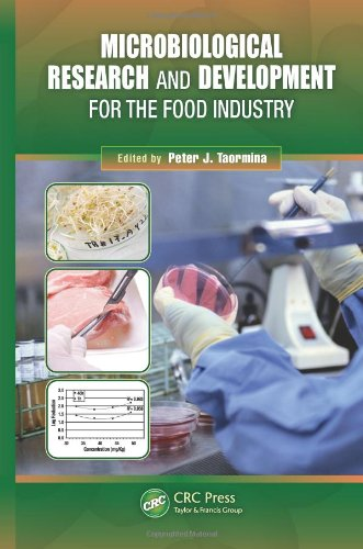 9781439834831: Microbiological Research and Development for the Food Industry