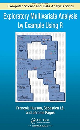 9781439835807: Exploratory Multivariate Analysis by Example Using R (Chapman & Hall/CRC Computer Science & Data Analysis)