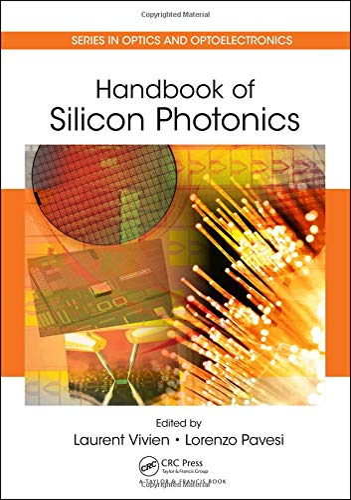 Handbook Of Silicon Photonics: Pavesi Lorenzo Et.