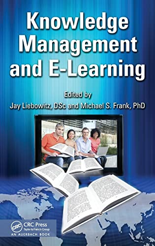 9781439837252: Knowledge Management and E-Learning