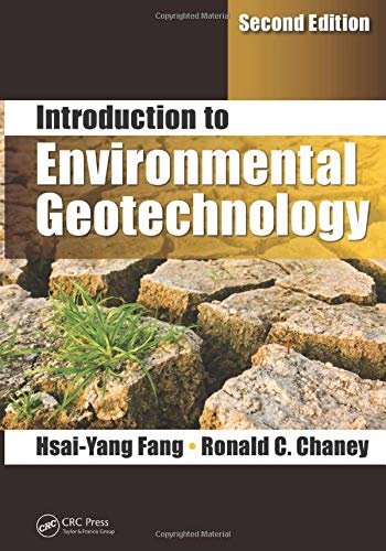 9781439837306: Introduction to Environmental Geotechnology, Second Edition
