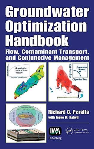 9781439838068: Groundwater Optimization Handbook: Flow, Contaminant Transport, and Conjunctive Management
