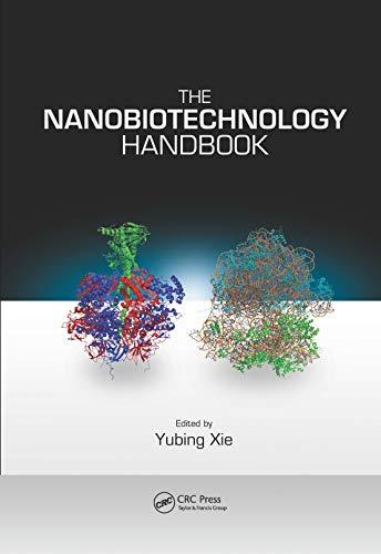 9781439838693: The Nanobiotechnology Handbook