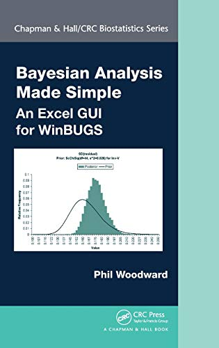 Bayesian Analysis Made Simple: An Excel GUI: Woodward, Phil