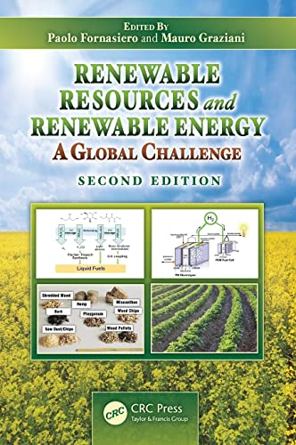 9781439840184: Renewable Resources and Renewable Energy: A Global Challenge, Second Edition