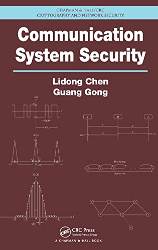 9781439840368: Communication System Security (Chapman & Hall/CRC Cryptography and Network Security Series)