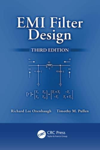 9781439844755: EMI Filter Design
