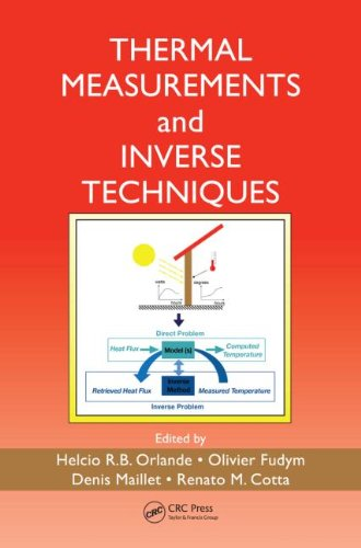9781439845554: Thermal Measurements and Inverse Techniques (Heat Transfer)