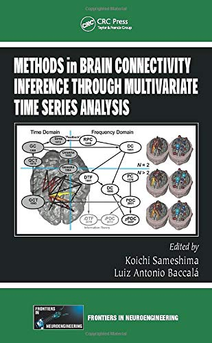 9781439845721: Methods in Brain Connectivity Inference through Multivariate Time Series Analysis (Frontiers in Neuroengineering Series)