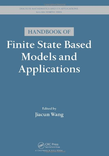 9781439846186: Handbook of Finite State Based Models and Applications (Discrete Mathematics and Its Applications)