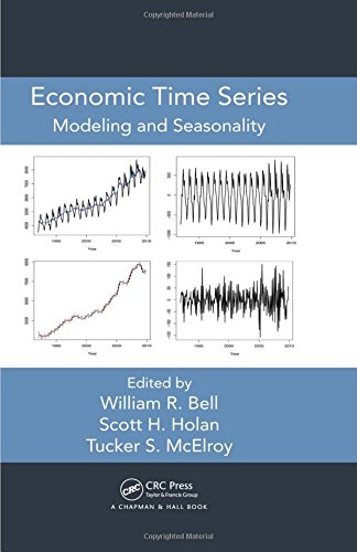 9781439846575: Economic Time Series: Modeling and Seasonality