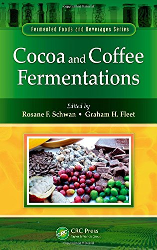 9781439847916: Cocoa and Coffee Fermentations (Fermented Foods and Beverages Series)