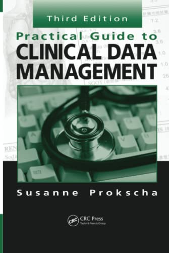 9781439848296: practical guide to clinical data management.